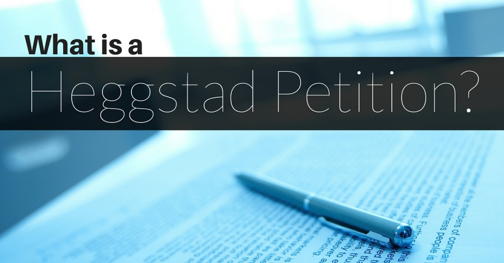 What Is A Heggstad Petition? | Chilina Law